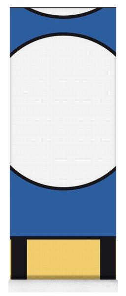 My Mariobros Fig 05d Minimal Poster Yoga Mat