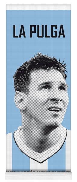 My Messi Soccer Legend Poster Yoga Mat
