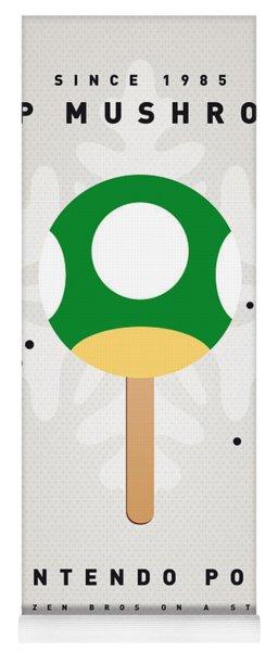 My Nintendo Ice Pop - 1 Up Mushroom Yoga Mat