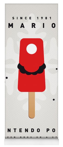 My Nintendo Ice Pop - Mario Yoga Mat