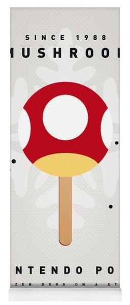 My Nintendo Ice Pop - Mushroom Yoga Mat
