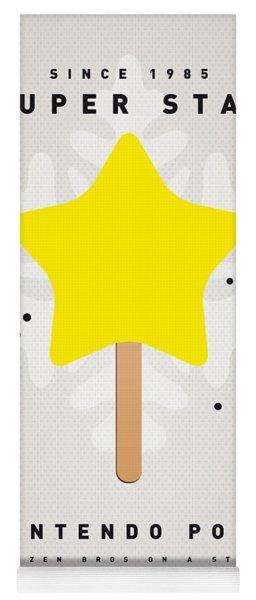 My Nintendo Ice Pop - Super Star Yoga Mat
