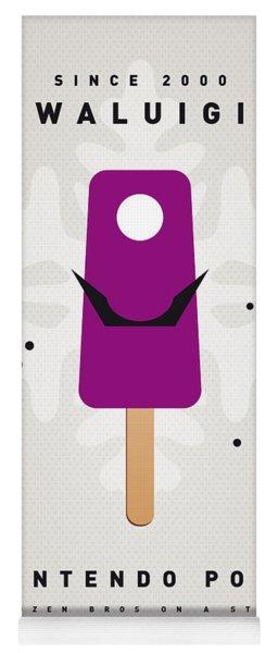 My Nintendo Ice Pop - Waluigi Yoga Mat