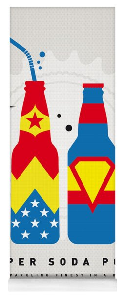 My Super Soda Pops No-06 Yoga Mat