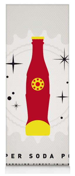 My Super Soda Pops No-09 Yoga Mat