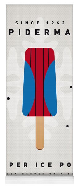 My Superhero Ice Pop - Spiderman Yoga Mat