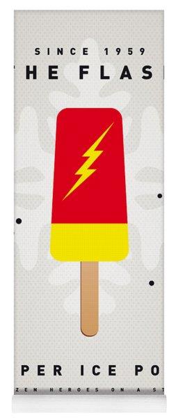 My Superhero Ice Pop - The Flash Yoga Mat