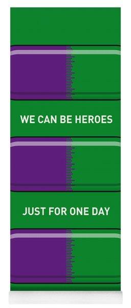 My Superhero Pills - The Hulk Yoga Mat