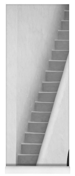 Mysterious Staircase Yoga Mat