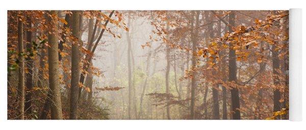 Mystic Woods Yoga Mat