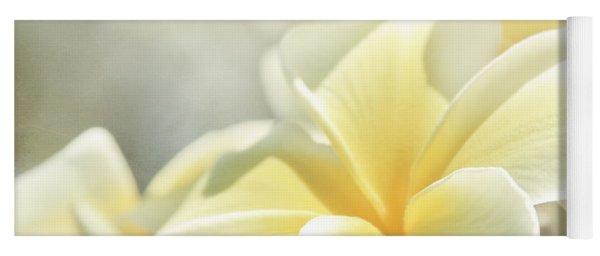 Na Lei Pua Melia Aloha E Ko Lele Yoga Mat