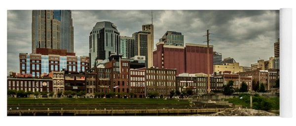 Nashville Tennessee Yoga Mat