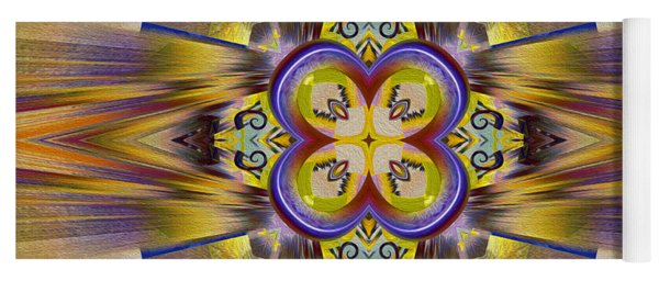 Native American Spirit Yoga Mat