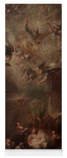 Nativity Of Mary Yoga Mat