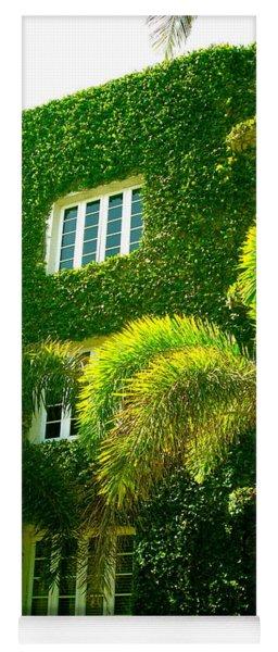 Natural Ivy House Yoga Mat