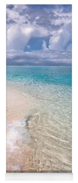 Natural Wonder. Maldives Yoga Mat