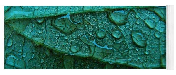Natures Abstract Yoga Mat