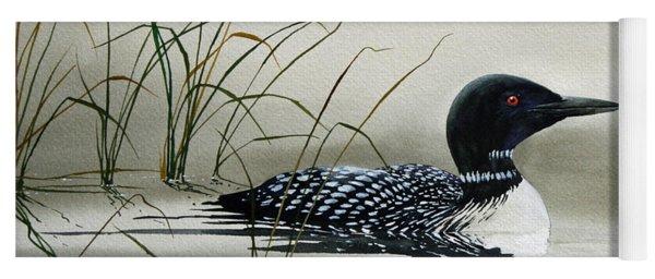 Nature's Serenity Yoga Mat