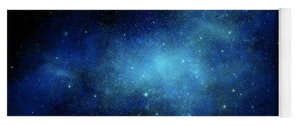 Nebula Mural Yoga Mat