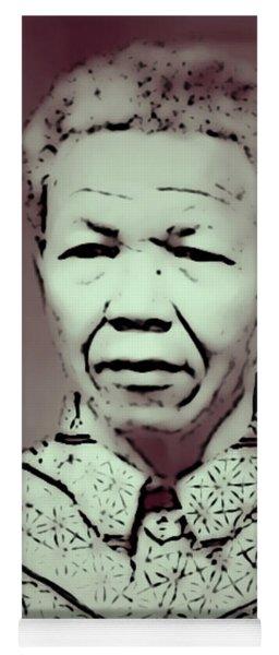Mandela Yoga Mat