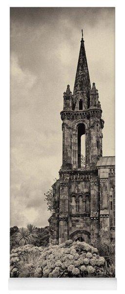 Neo Gothic Chapel Yoga Mat