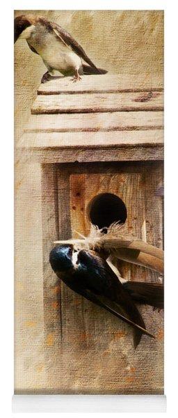 Nest Prepping Yoga Mat