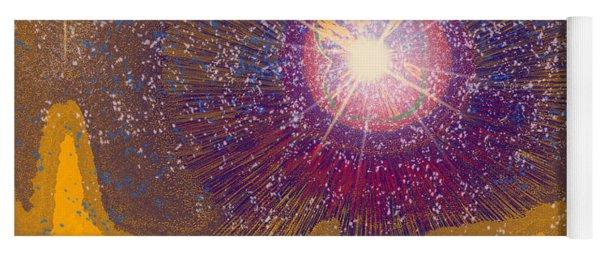 Neutrino Radiation Yoga Mat