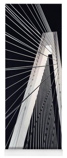 New Mississippi River Bridge Yoga Mat