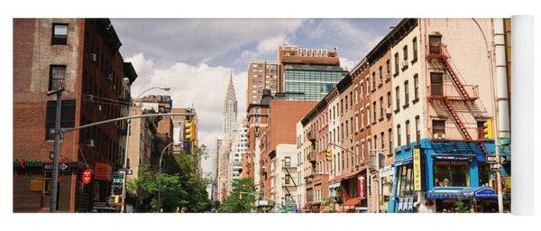 New York City - Summer Afternoon Yoga Mat