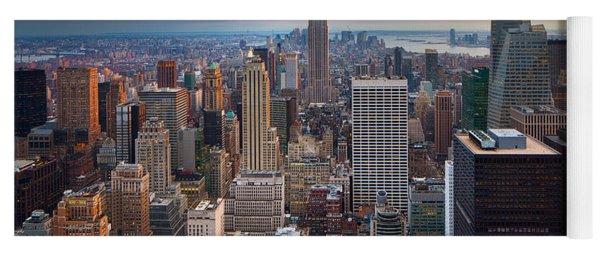 New York New York Yoga Mat