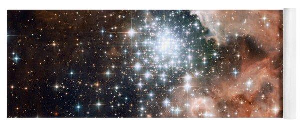 Ngc 3603, Star Cluster Yoga Mat