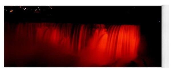 Niagara Falls Yoga Mat