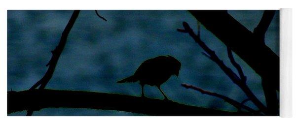 Night Bird Yoga Mat