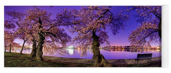 Night Blossoms 2014 Yoga Mat
