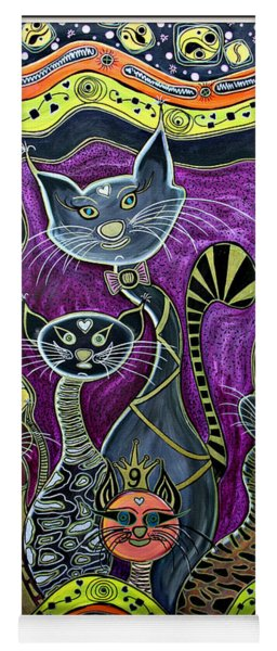 Nine Lives     Yoga Mat