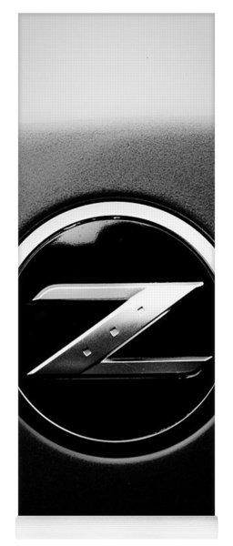 Nissan Z Yoga Mat