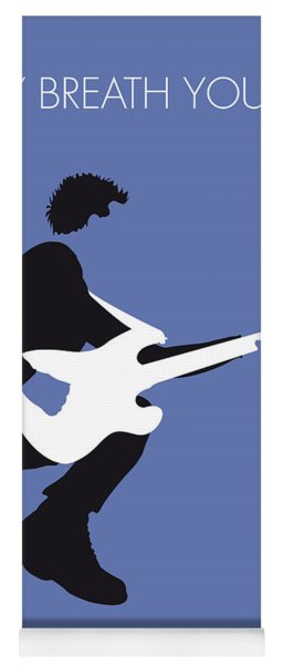 No058 My The Police Minimal Music Poster Yoga Mat