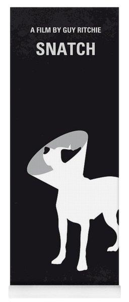 No079 My Snatch Minimal Movie Poster Yoga Mat