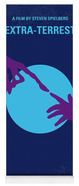 No282 My Et Minimal Movie Poster Yoga Mat