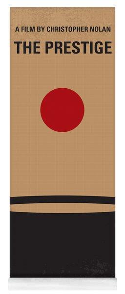 No381 My The Prestige Minimal Movie Poster Yoga Mat