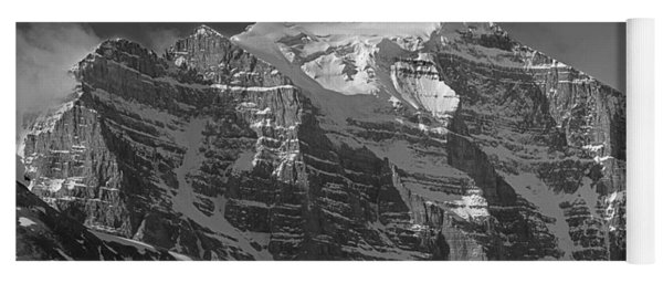 203553-north Face Mt. Temple Bw Yoga Mat
