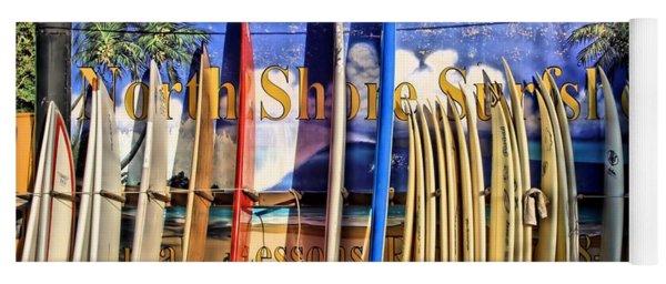 North Shore Surf Shop Yoga Mat