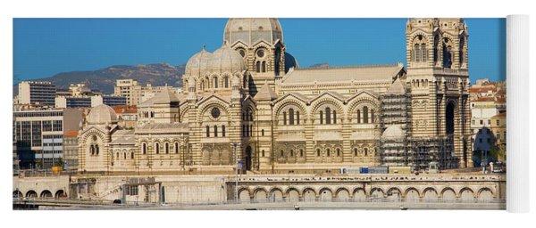Notre Dame De La Garde, Marseille Yoga Mat