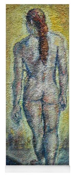 Nude Brunet Yoga Mat