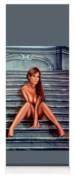 Nude City Beauty Yoga Mat
