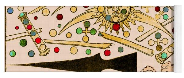 Nuremberg Ufo 1561 Yoga Mat