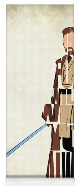 Obi-wan Kenobi - Ewan Mcgregor Yoga Mat