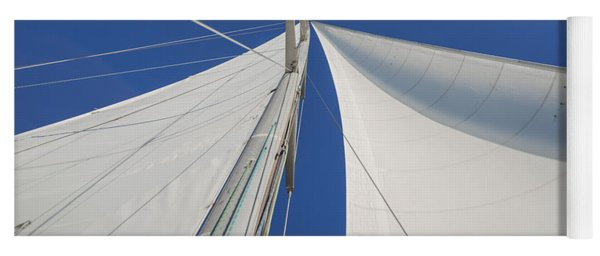 Obsession Sails 1 Yoga Mat