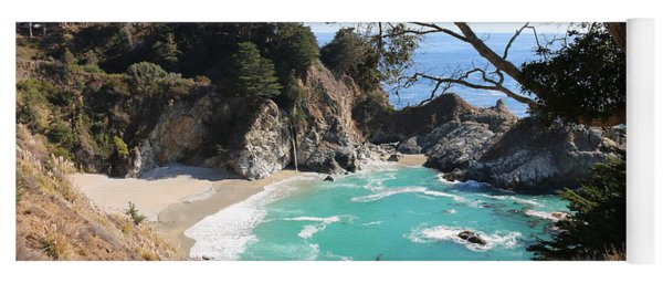 Ocean Bliss Yoga Mat