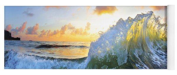 Ocean Bouquet Yoga Mat
